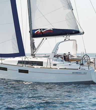 Sailboat Beneteau Moorings 35.2 · 2019 (3)