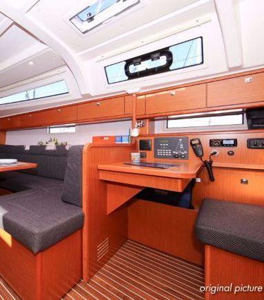 Sailboat Bavaria Cruiser 41 S (2017) (3)
