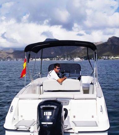 Speedboat Karnic 1851 · 2017 (refit 2020) (3)