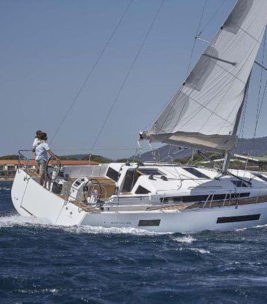 Sailboat Jeanneau Sun Odyssey 440 · 2020 (3)