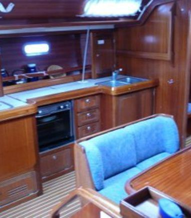 Barca a vela Bavaria 47 · 2001 (raddobbo 2014) (3)