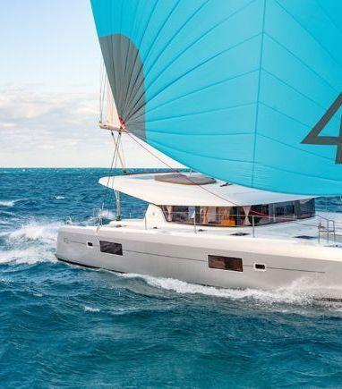 Catamaran Lagoon 42 · 2021 (3)