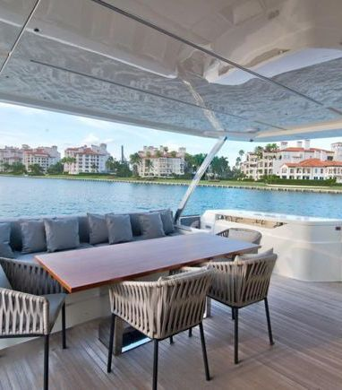 Motorboat Ferretti 97 · 2019 (refit 2012) (3)