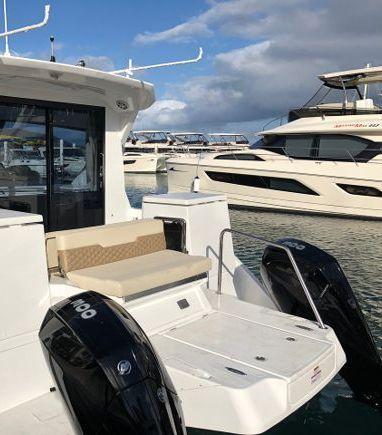 Motorboat Aquila 36 · 2020 (3)