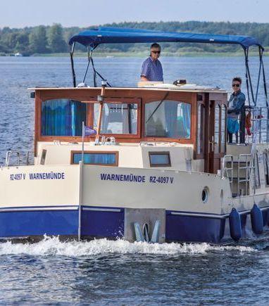 Houseboat Kormoran 1150 · 2015 (3)