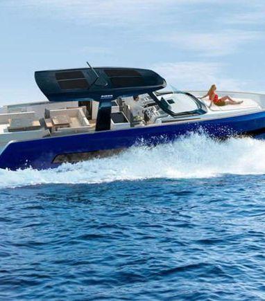 Motorboat Fjord 41 XL · 2021 (3)