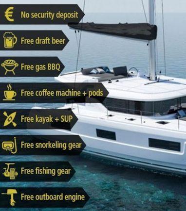 Catamaran Lagoon 46 · 2021 (3)