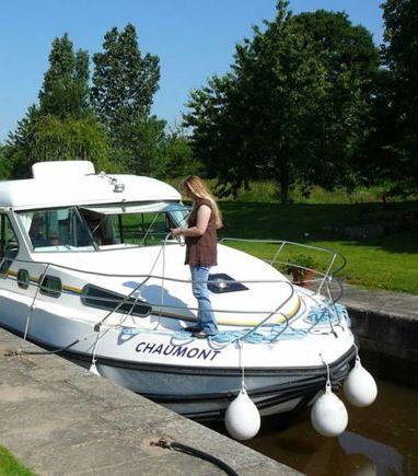 Houseboat Nicols Sedan 1000 · 1995 (3)