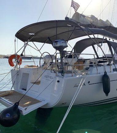 Sailboat Hanse 458 · 2019 (3)