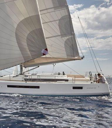 Sailboat Jeanneau Sun Odyssey 490 · 2021 (3)