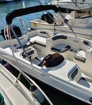 Speedboat Bayliner Element E 6 · 2020 (3)