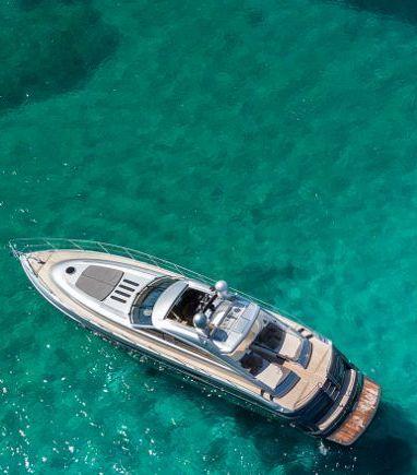 Motorboat Princess V65 · 2002 (refit 2021) (3)
