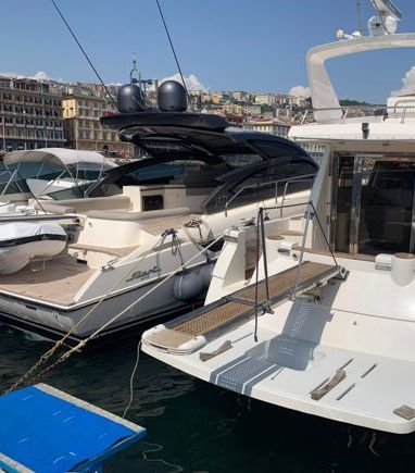 Motorboat Rizzardi 50 Fly · 1992 (refit 2019) (3)