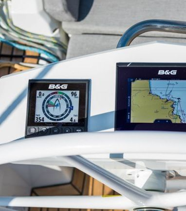 Sailboat Beneteau Oceanis 46.1 · 2021 (3)