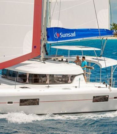 Catamaran Lagoon Sunsail 424 (2019) (3)