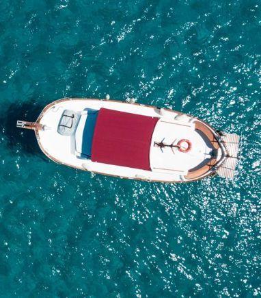 Motorboat Myabca 900 · 1996 (refit 2020) (3)
