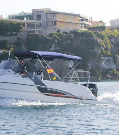 Motorboat Beneteau Flyer 7.7 Sundeck · 2017 (refit 2020) (3)