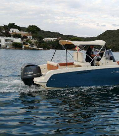 Motorboat Invictus 240 FX · 2017 (refit 2019) (3)