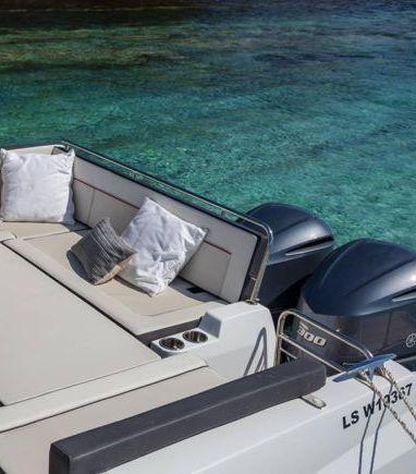 Motorboat Jeanneau Cap Camarat 10.5 WA · 2021 (3)