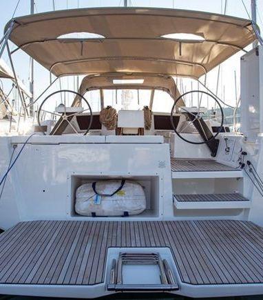 Sailboat Dufour 430 Grand Large · 2021 (3)