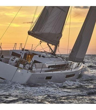 Sailboat Jeanneau Sun Odyssey 440 · 2021 (3)