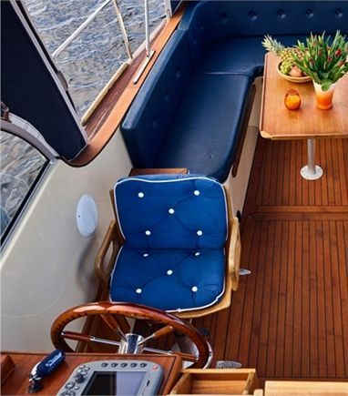 Houseboat Passion Sun 850 · 2007 (3)