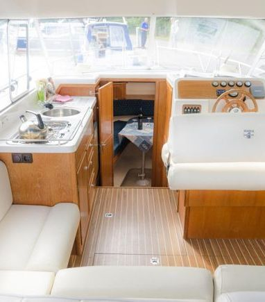 Motorboat Marex 280 · 2005 (3)