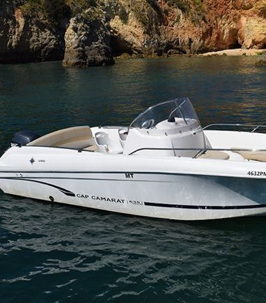 Speedboat Jeanneau Cap Camarat 635 · 2005 (refit 2019) (3)