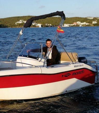 Speedboat Mareti 450 Open · 2020 (refit 2020) (3)