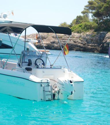 Motorboat Pegazus 460 · 2020 (3)