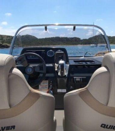 Speedboat Quicksilver 605 Open · 2019 (refit 2020) (3)