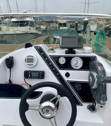 Motorboat Bluline 19 Open · 2018 (3)