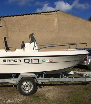 Speedboat Barqa Q 17 · 2020 (3)