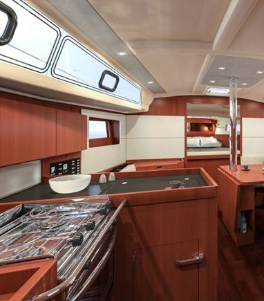 Sailboat Beneteau Oceanis 41.1 · 2018 (3)