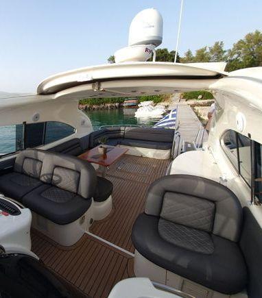 Motorboat Sunseeker 56 · 2000 (refit 2021) (3)