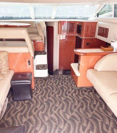 Motorboat Sea Ray 460 · 2008 (refit 2008) (3)