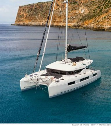 Catamaran Lagoon 50 · 2022 (3)