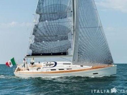 Barca a vela Italia Yachts 13.98 (2013)