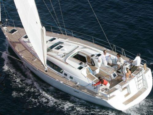 Sailboat Beneteau Oceanis 50 · 2010