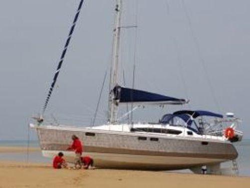 Segelboot Ovni 395 (2009)