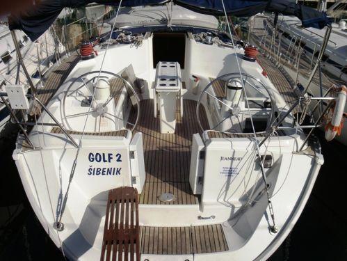 Sailboat Jeanneau Sun Odyssey 45.2 · 2000