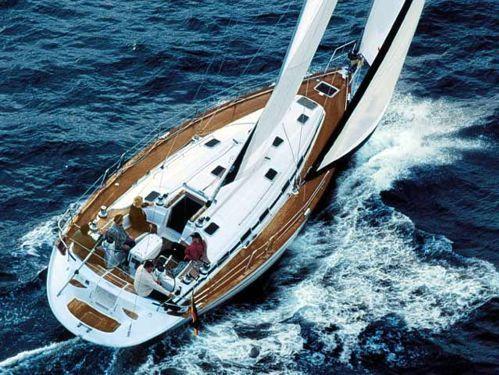 Segelboot Bavaria 49 · 2005