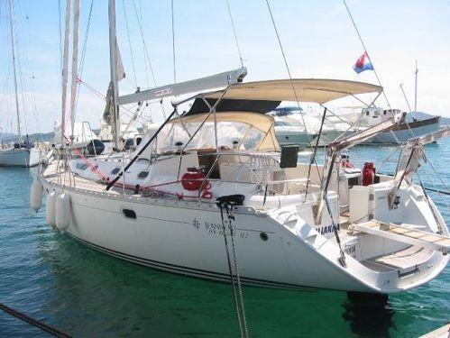 Sailboat Jeanneau Sun Odyssey 52.2 · 1999