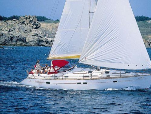 Sailboat Beneteau Oceanis 411 · 2003