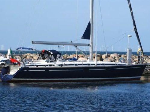 Sailboat Beneteau 50 (2001)