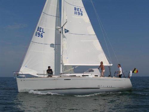 Sailboat Beneteau First 36.7 · 2008