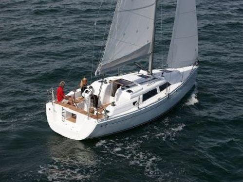 Barca a vela Hanse 325 · 2012