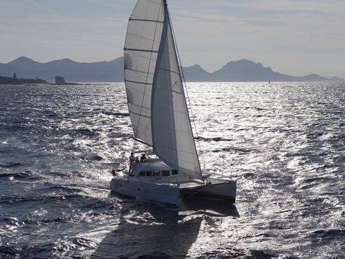 Catamaran Lagoon 380 S2 · 2015