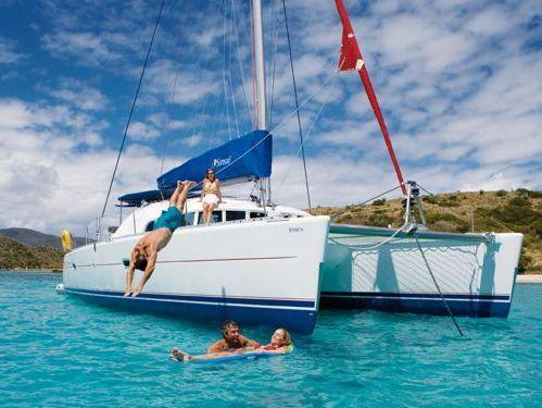 Catamarano Lagoon 410 S2 · 2002