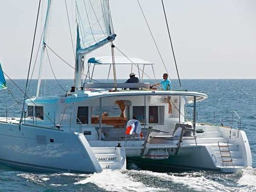 Catamaran Lagoon 450 · 1970